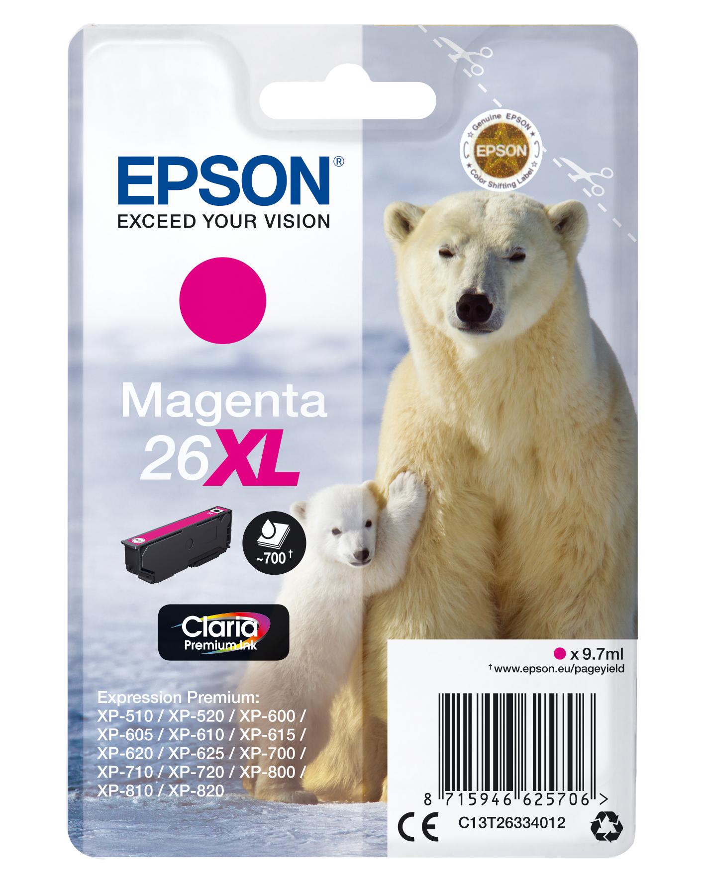 Epson C13T26334012