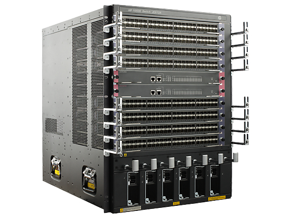 HP 10508 Switch Chassis (JC612A)