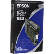Epson T5438 - Druckerpatrone - 1 x Mattschwarz, pigmentiert