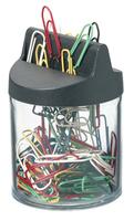 Durable Briefklammernspender mit Magnet inkl. Briefklammern