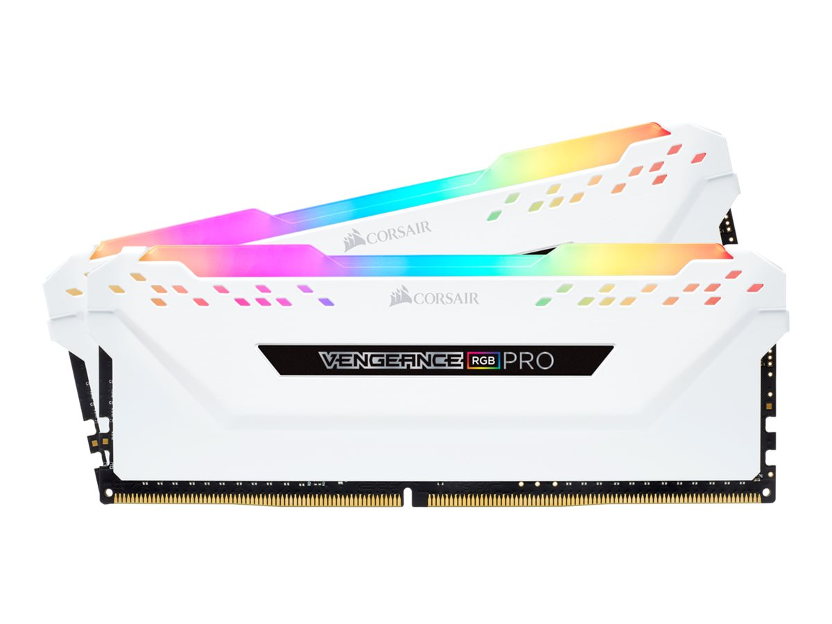 Corsair Vengeance RGB PRO - DDR4 - kit - 16 GB: 2 x 8 GB