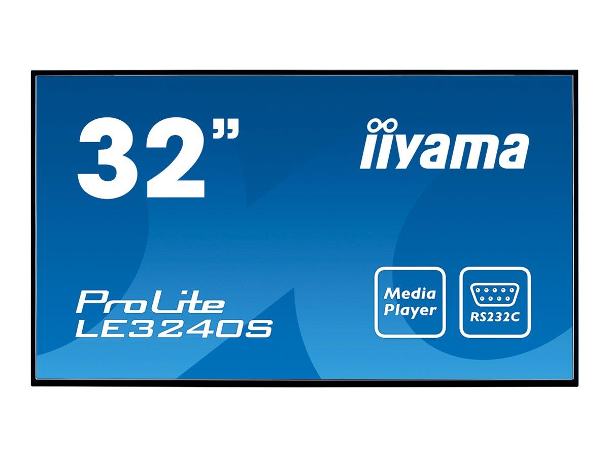 "Iiyama ProLite LE3240S-B1 - 81.3 cm (32"") Klasse (80 cm (31.5"")"