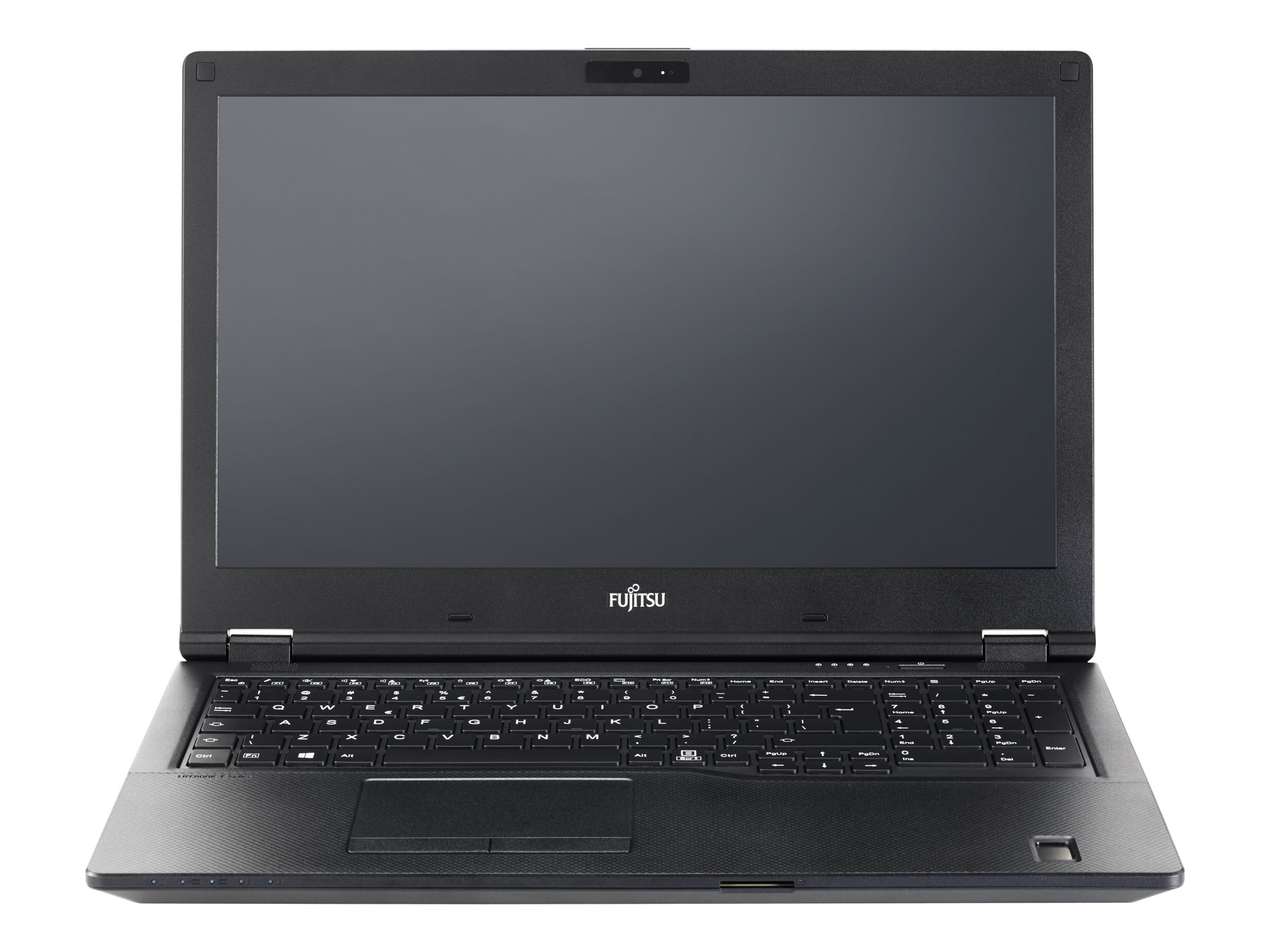"Fujitsu LIFEBOOK E459 - Core i5 8250U / 1.6 GHz - Win 10 Pro - 8 GB RAM - 256 GB SSD SED, TCG Opal Encryption, NVMe - 39.6 cm (15.6"")"