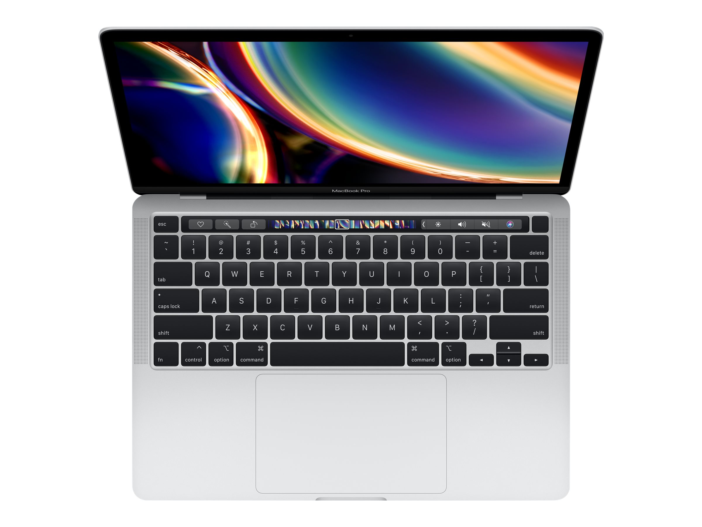 "Apple MacBook Pro with Touch Bar - Core i5 2 GHz - macOS Catalina 10.15 - 16 GB RAM - 512 GB SSD - 33.8 cm (13.3"")"