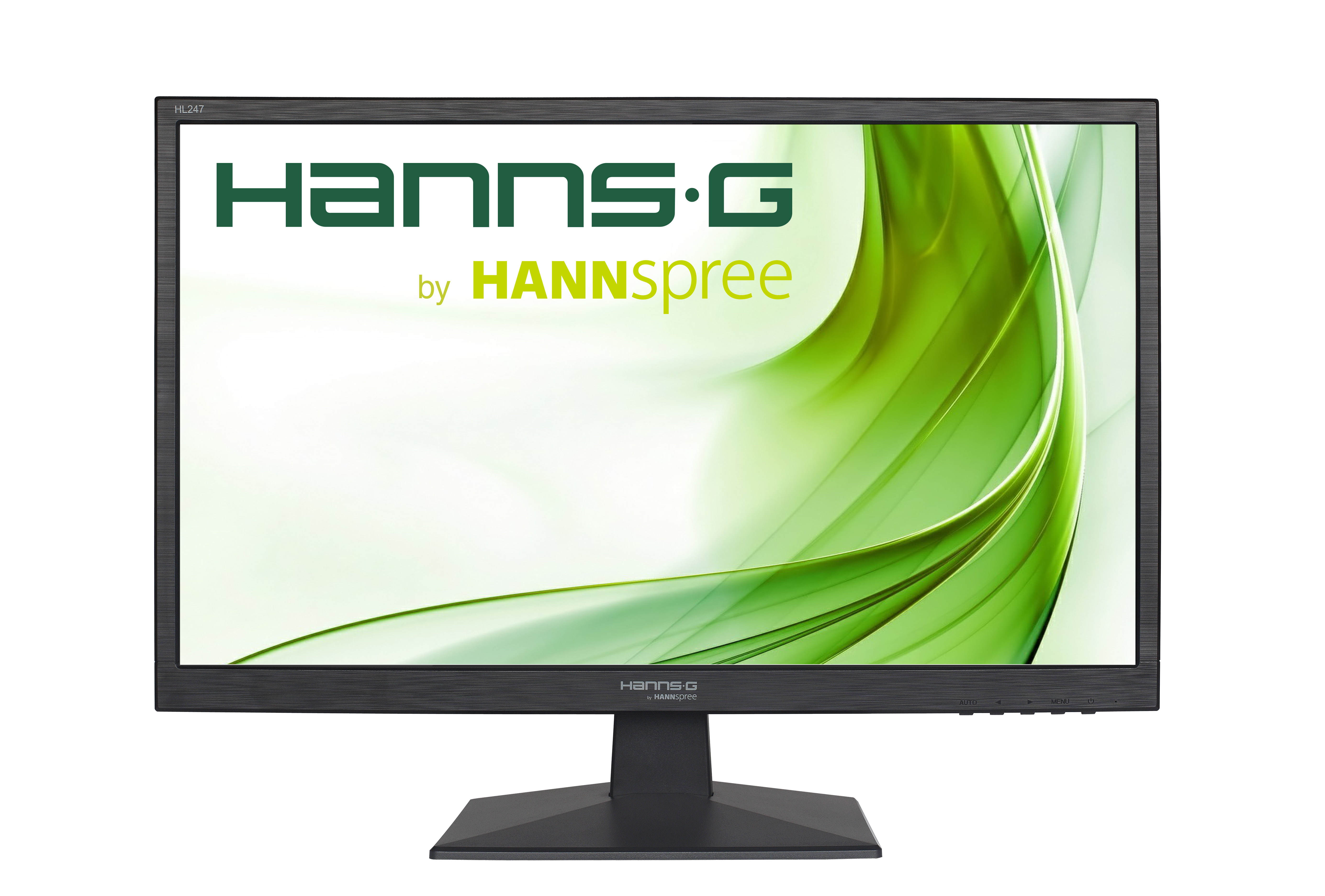 Hanns.G HL Series HL247DBB - LED-Monitor - 59.9 cm (23.6)