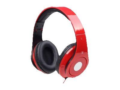 Gembird MHS-DTW-R - Kopfhörer mit Mikrofon