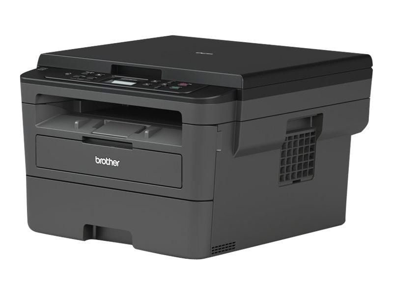 Brother DCP-L2510D - Multifunktionsdrucker - s/w - Laser - 215.9 x 300 mm (Original)