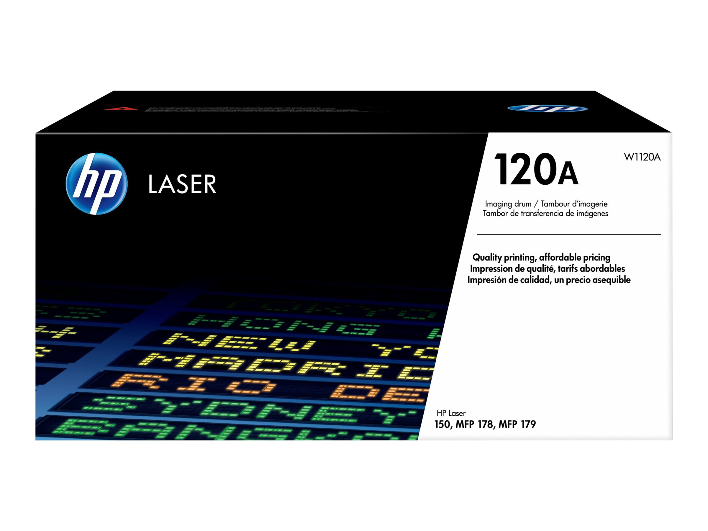 HP 120A - Original - Trommel-Kit - für Color Laser 150a