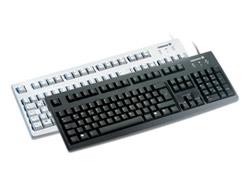 Cherry Classic Line G83 6104 - Tastatur - 104 Tasten QWERTY - Schwarz