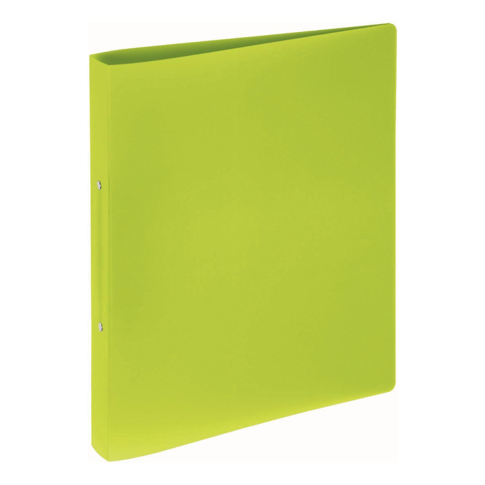 Pagna 20900-17 - A4 - Rundring - Lagerung - Polypropylen (PP) - Limette - 2,5 cm