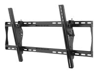 ST660P Schwarz Flachbildschirm-Wandhalterung
