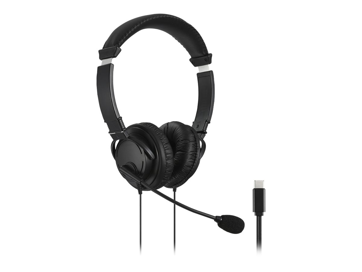 Kensington - Headset - On-Ear - kabelgebunden - USB