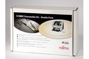 Fujitsu CON-3450-012A Scanner Verbrauchsmaterialienset Drucker-/Scanner-Ersatzteile
