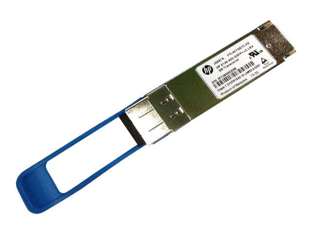 HP X140 40G QSFP+ LC LR4 SM Reman XCVR (JG661AR) - RENEW