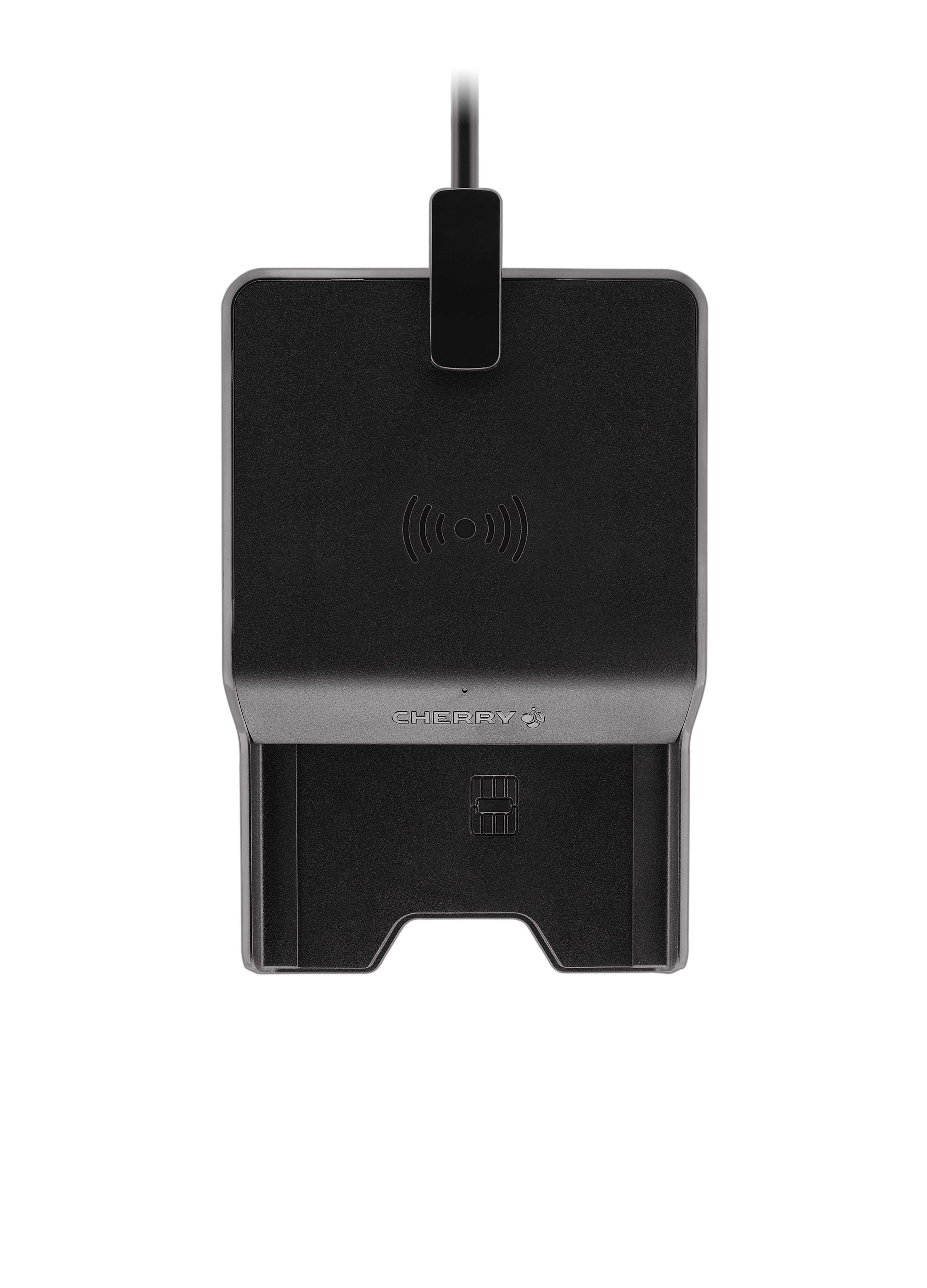 Cherry TC 1300 Innenraum USB 2.0 Schwarz Smart-Card-Lesegerät