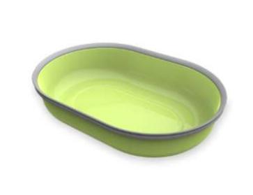 Segula 70924 - Katze - Kunststoff - Grün - Grau - Haustier-Fütterungsschale - Einfarbig - 0,4 l
