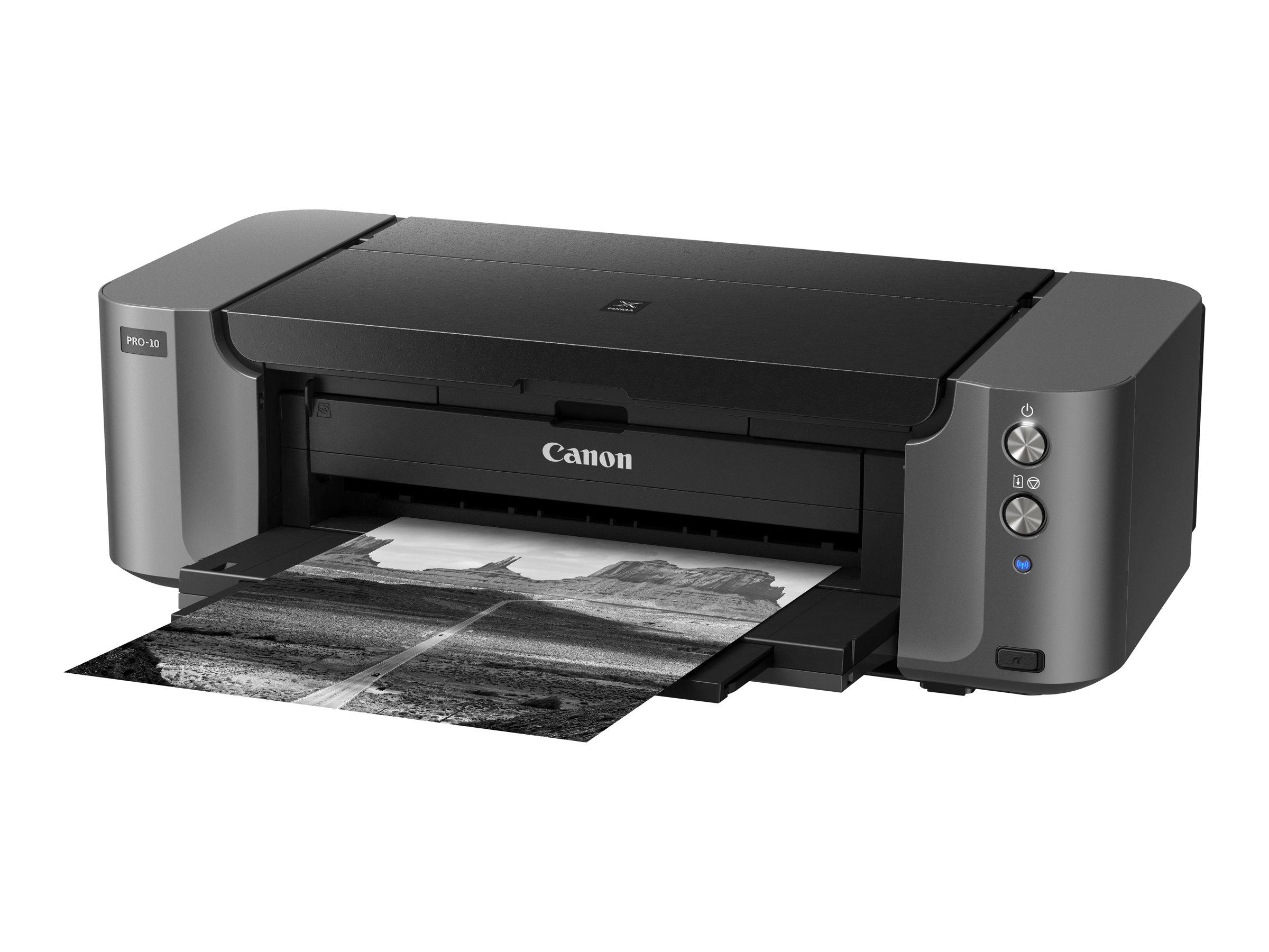 Canon PIXMA PRO-10S - Drucker - Farbe - Tintenstrahl - A3 Plus, 360 x 430 mm bis zu 3.58 Min./Seite (Farbe)