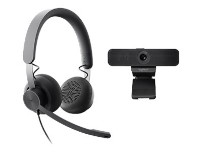 Logitech Wired Personal Video Collaboration Kit