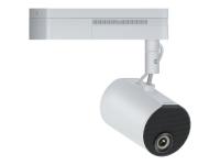 EV-100 Ceiling-mounted projector 2000ANSI Lumen 3LCD WXGA (1280x800) Weiß Beamer