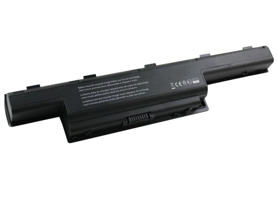 V7 V7EA-AS10D319C - Laptop-Batterie - 1 x Lithium-Ionen 9 Zellen 8400 mAh