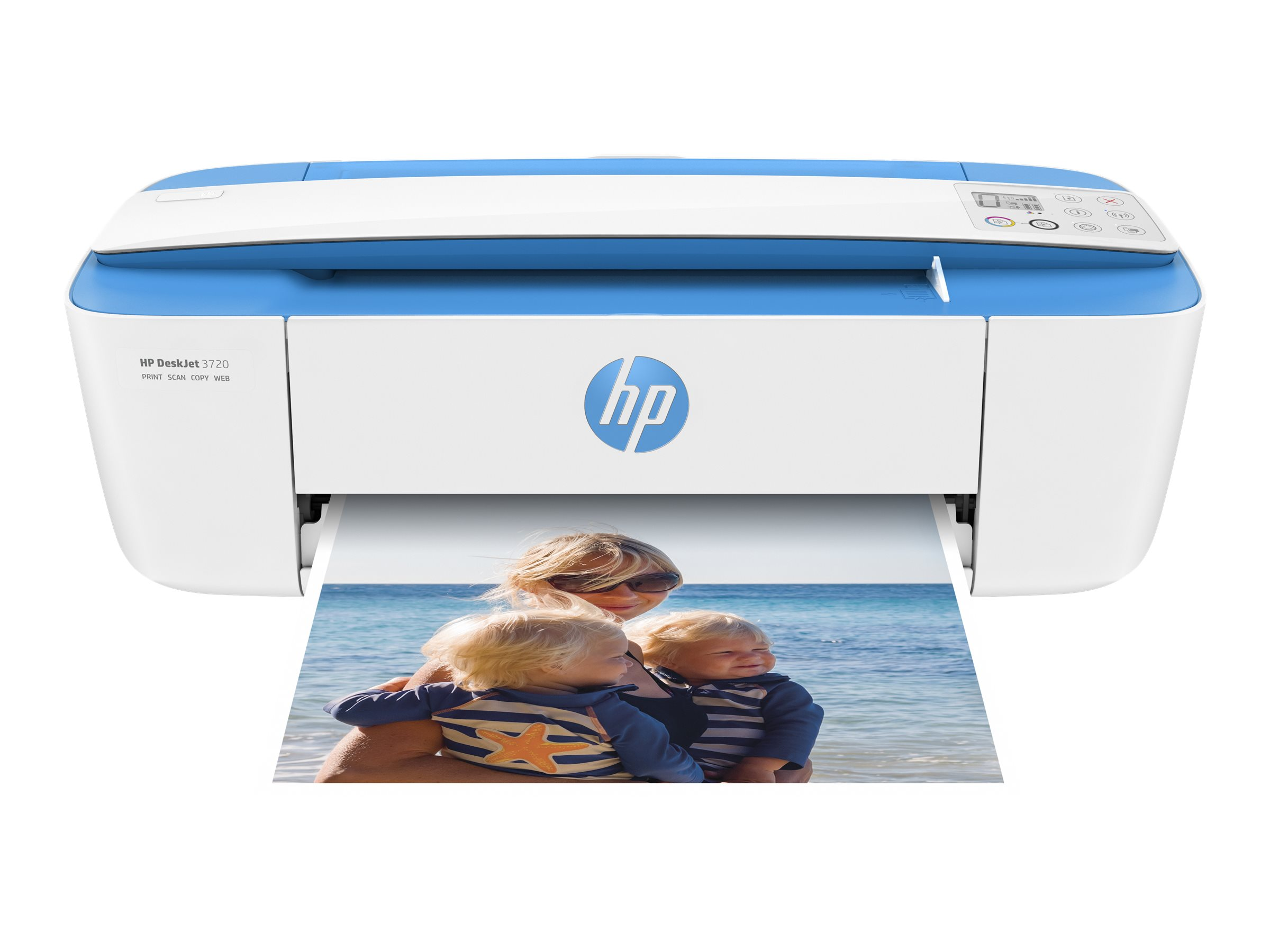 HP Deskjet 3720 All-in-One - Multifunktionsdrucker