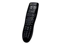 915-000235 Fernbedienung IR Wireless Schwarz Drucktasten
