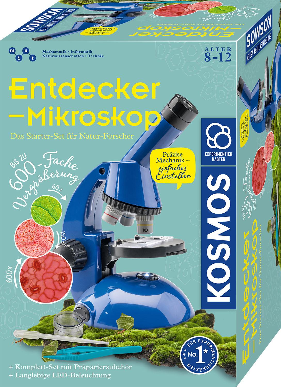 Kosmos Entdecker-Mikroskop - Mikroskop - Junge/Mädchen