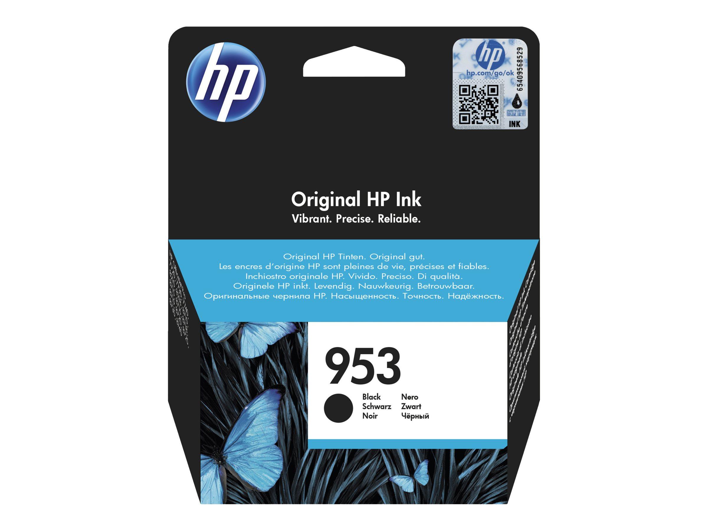 HP Tinte black Nr. 953 (L0S58AE) ca. 1.000 Seiten
