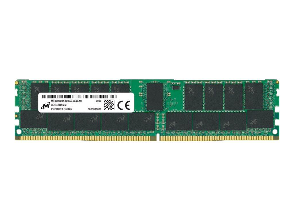Micron DDR4 - 16 GB - DIMM 288-PIN - 3200 MHz / PC4-25600