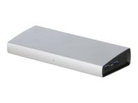 USB 3.0 Metal Docking Station
