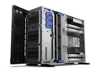 HP Enterprise ProLiant ML350 Gen10 - 2,1 GHz - 4110 - 16 GB - DDR4-SDRAM - 800 W - Turm (4U)