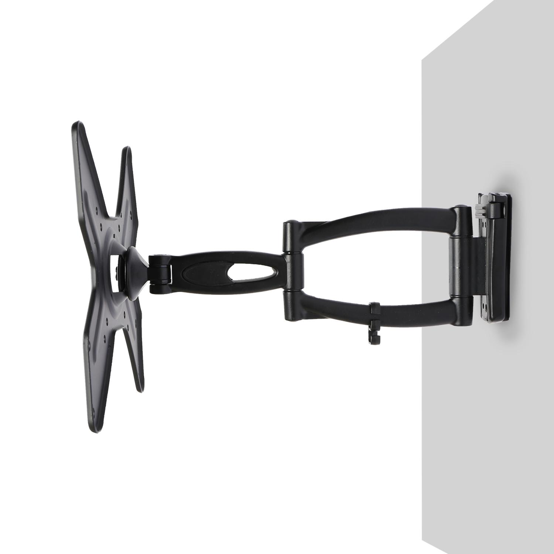 V7 Befestigungskit ( Gelenkwandmontage ) für LCD-Display ( Low Profile Mount ) - Schwarz - 10-32