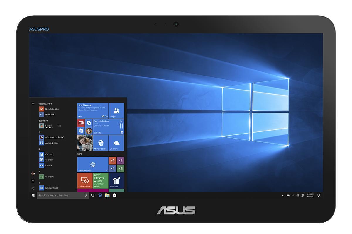 ASUS A41GART-BD010T C 4 I bk W10H  90PT0201-M06570 - Celeron - 4 GB