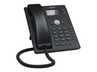 D120 IP-Telefon Schwarz Kabelgebundenes Mobilteil 2 Zeilen