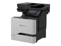 CX725de - Multifunktionsdrucker - Farbe