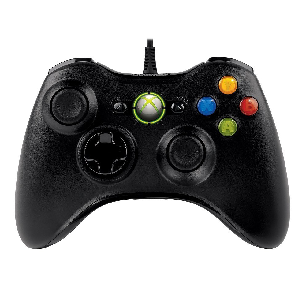 XBOX 360 WIRED CONTROLLER WIN