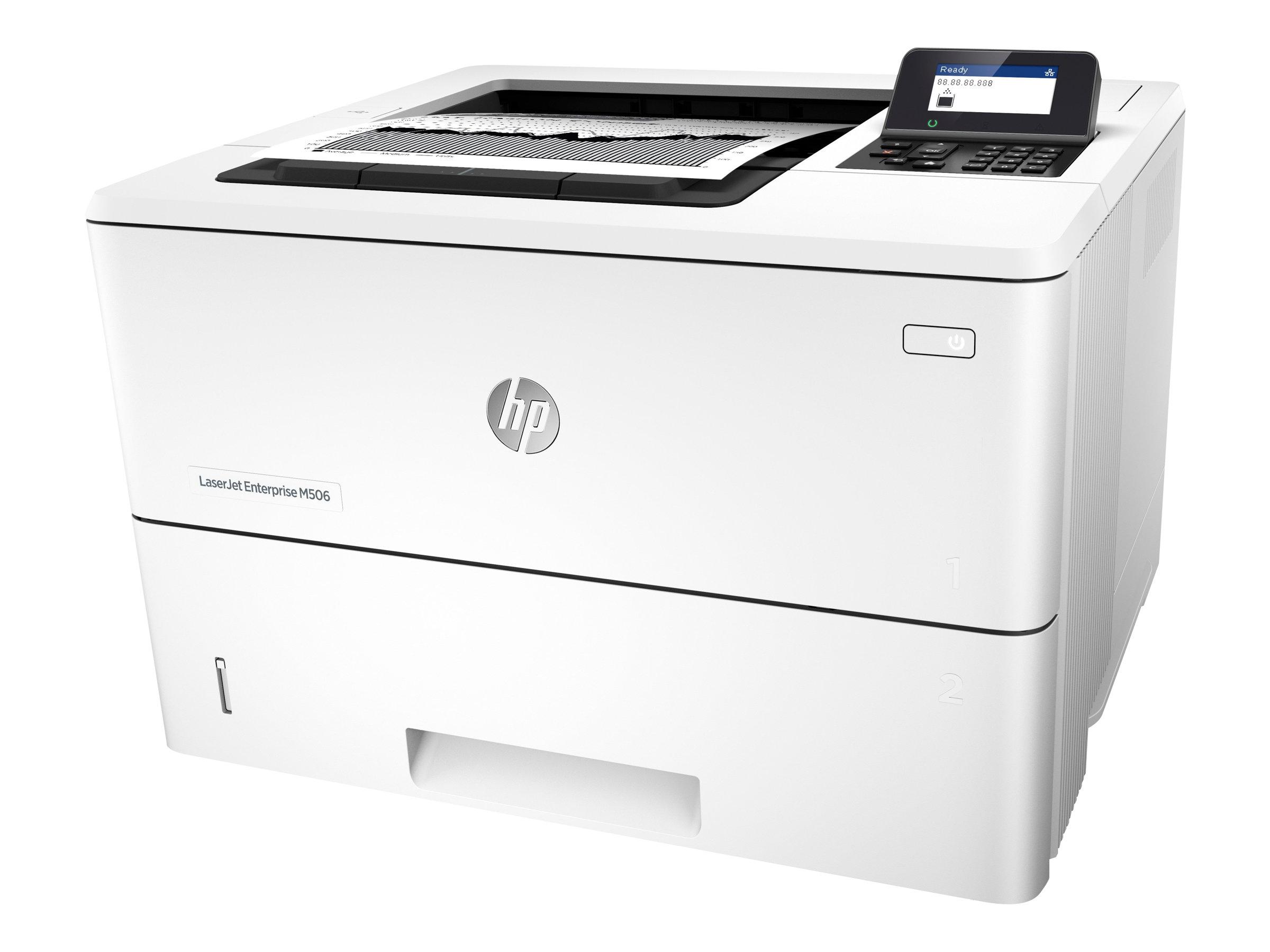 HP LaserJet Enterprise M506dn - Drucker - monochrom