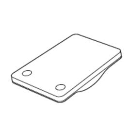 Brother SP-C0001 Scanner Trenn-Pad Drucker-/Scanner-Ersatzteile