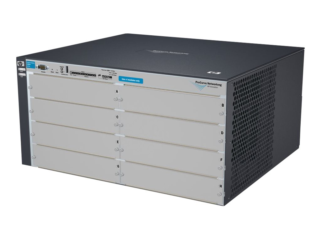 HP 4208 vl Switch Chassis (J8773A)