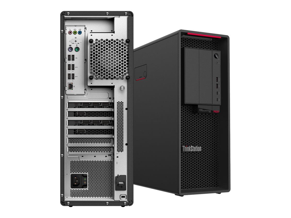 Lenovo ThinkStation P620 30E0 - Tower - 1 x Ryzen ThreadRipper PRO 3945WX / 4 GHz