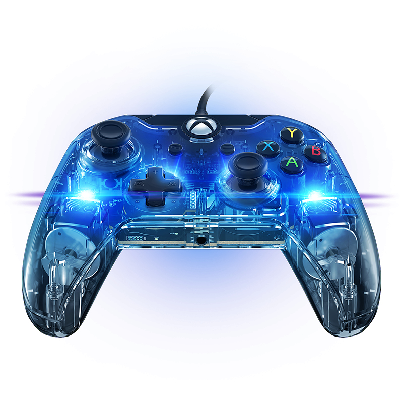 PDP Afterglow New Prismatic - Gamepad - PC,Xbox One - Analog - D-pad - Mehrfarbig - Verkabelt