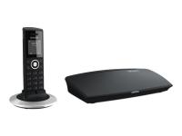 M325 Telefon DECT-Telefon Schwarz