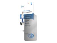 Vikuiti MyPrivateDisplay GXN800 - Sichtschutzfilter - für BlackBerry Leap