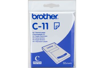 Brother C-11 - A7 (74 x 105 mm) 300 Blatt Thermopapier