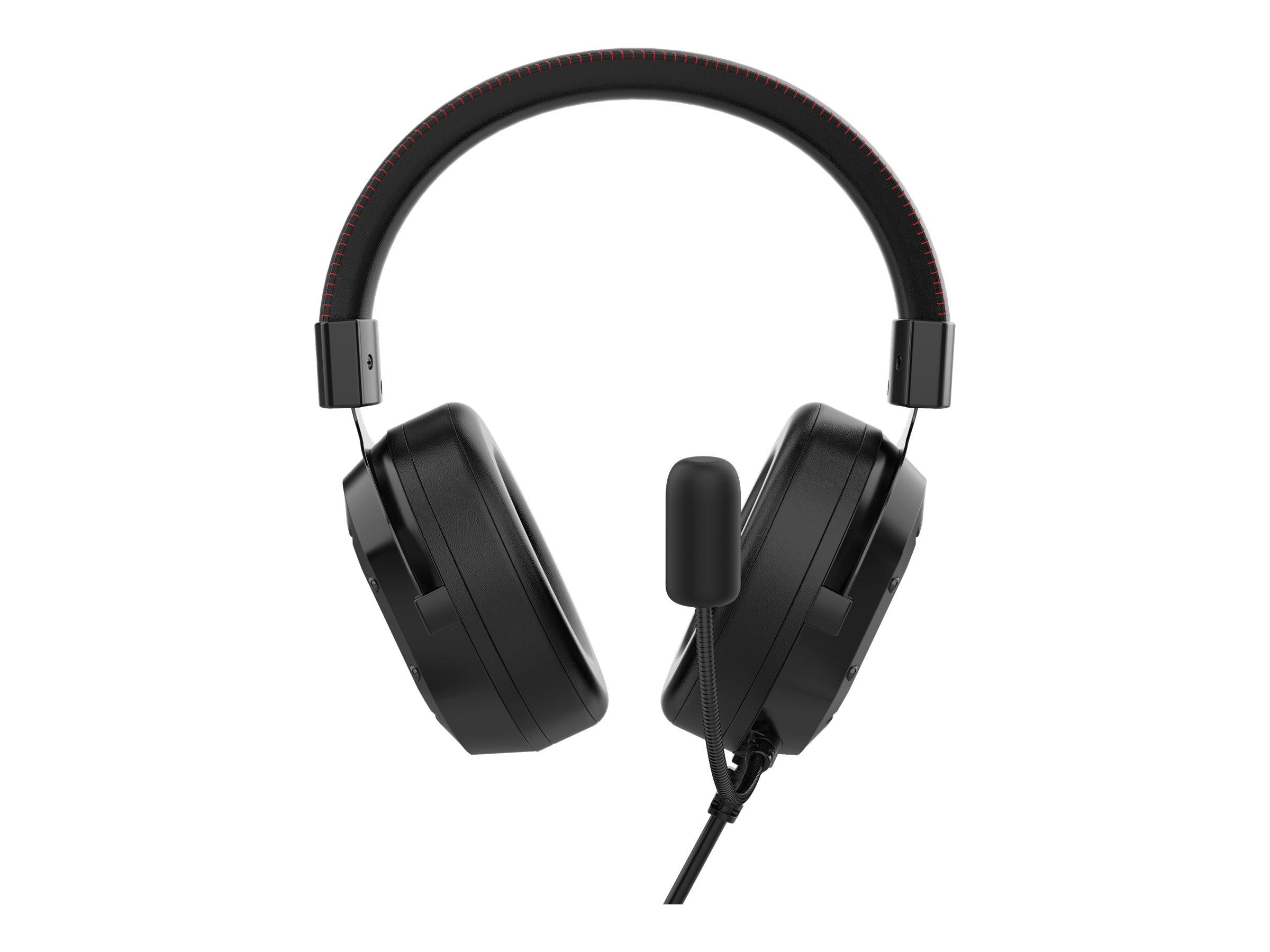Conceptronic ATHAN02B - Headset - 7.1-Kanal - ohrumschließend
