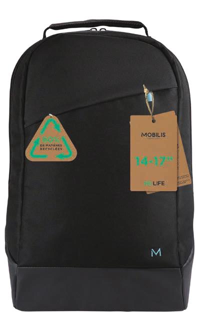 Mobilis Re.Life - Rucksack - 43,2 cm (17 Zoll) - 660 g