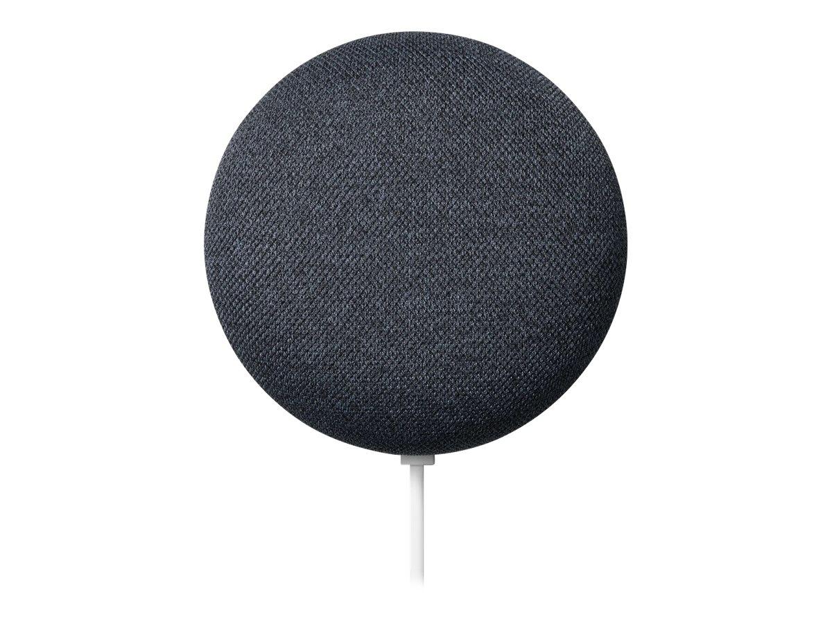 Google Nest Mini - Gen 2 - Smart-Lautsprecher - Wi-Fi -Bluetooth