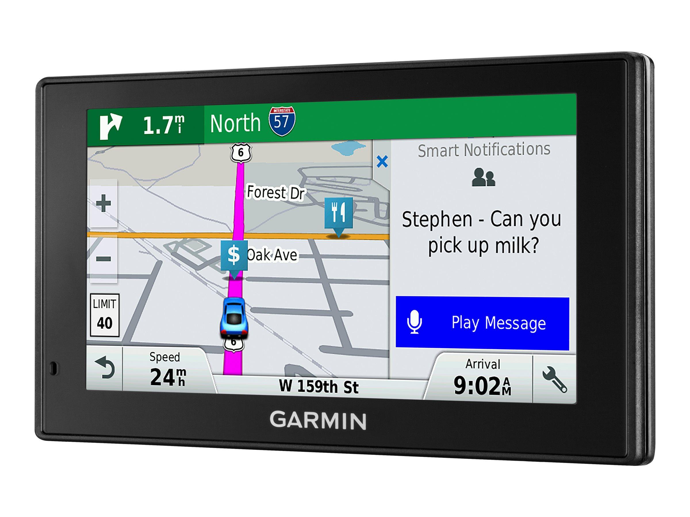 Garmin DriveSmart 51LMT-D - GPS-Navigationsger?t