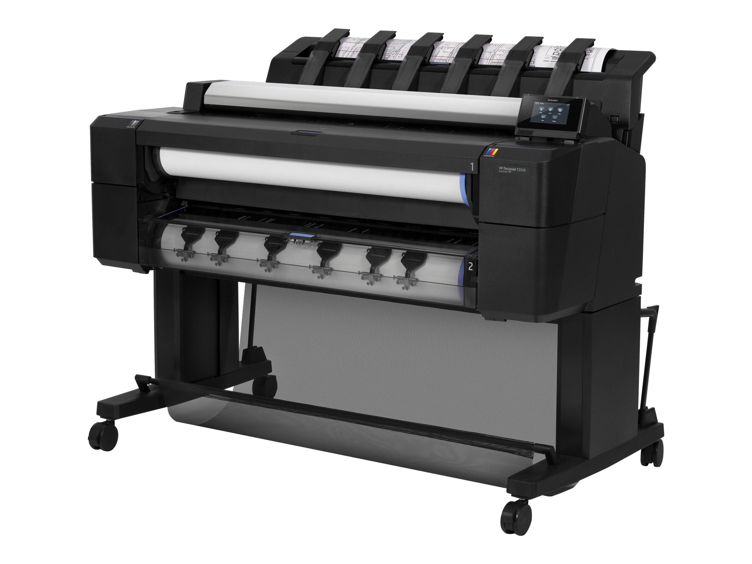 "HP DesignJet T2530 - 914 mm (36"") Multifunktionsdrucker"