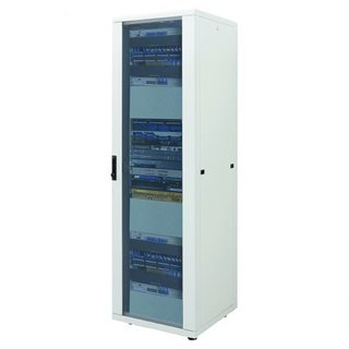 Intellinet 713450 Freestanding rack 1500kg Grau Rack